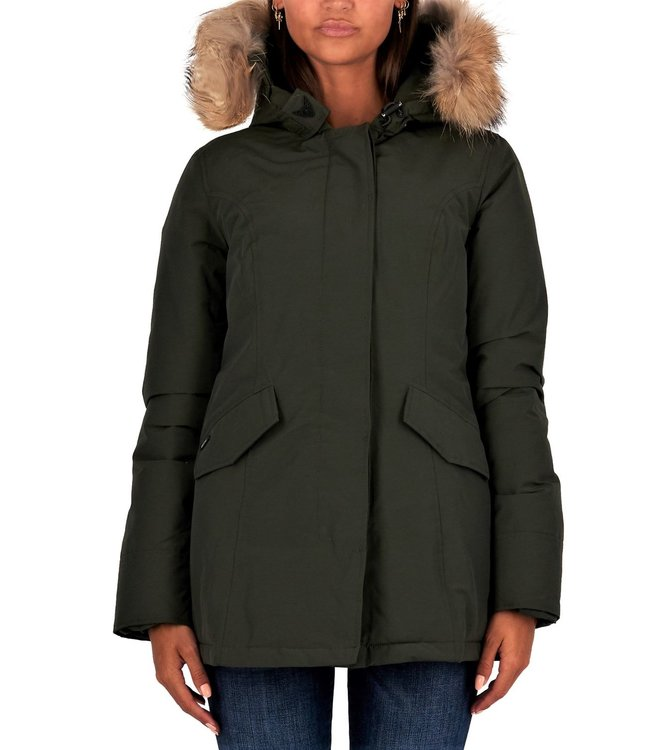 Airforce Airforce : 2 pocket parka RF-Ros Green