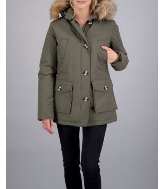 Airforce Airforce : 4 Pocket Parka-Army green
