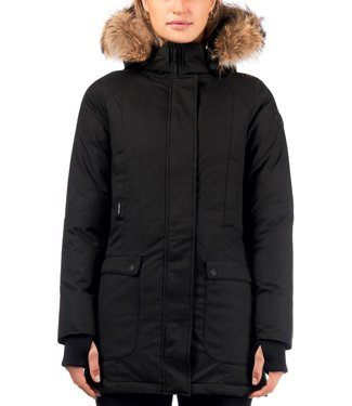 Airforce Airforce : Slimfit parka RF-Black