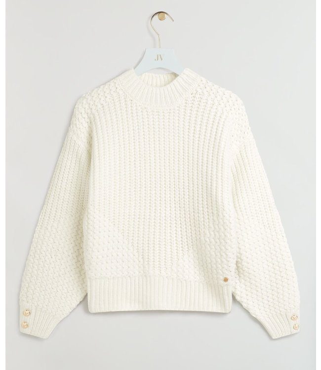 Joshv Joshv  : Sweater Eveleen-White