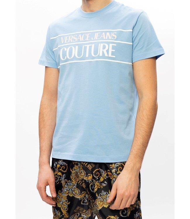 Versace Jeans couture Versace jeans : T-shirt logo-Blue
