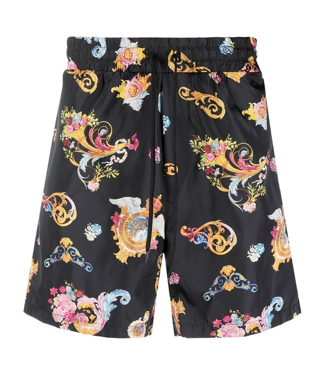Versace Jeans couture Short Paisley print-A4GWA1A6