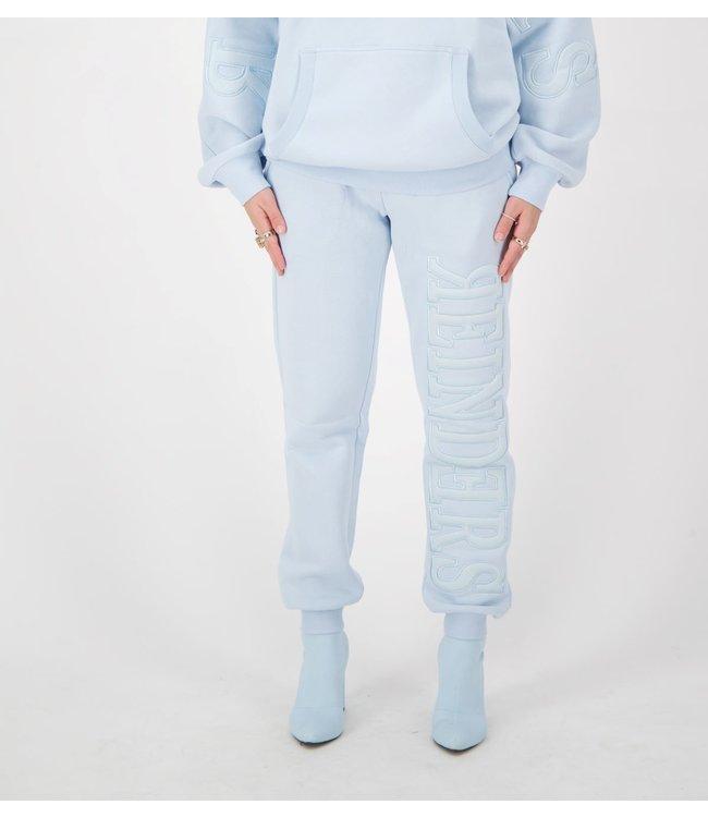 Reinders Reinders : Hoodie pants-Baby blue