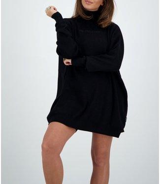 Reinders Reinders : Sweater open back-Black