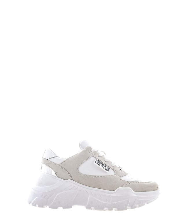 Versace Jeans couture Versace jeans : Sneaker wmn-White
