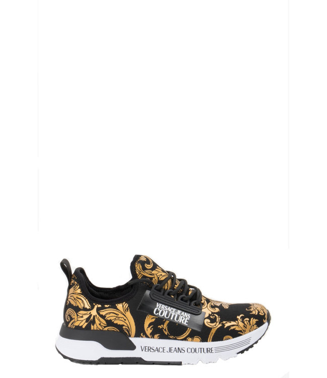 Versace Jeans couture Versace jeans : Sneaker wmn-Baroque black
