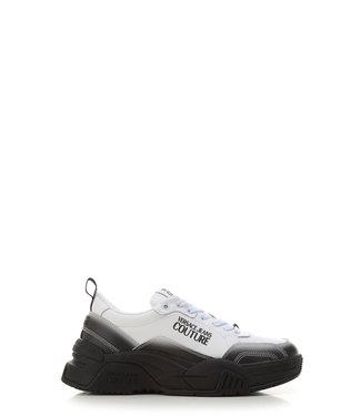 Versace Jeans couture Versace jeans : Sneaker men-White black