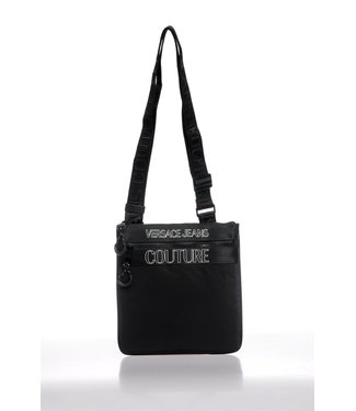 Versace Jeans couture Versace jeans :  Messenger bag men-Black