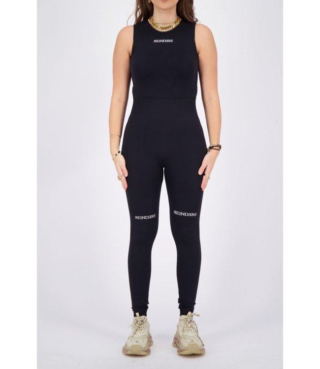 Reinders REINDERS : Sport legging long-Black