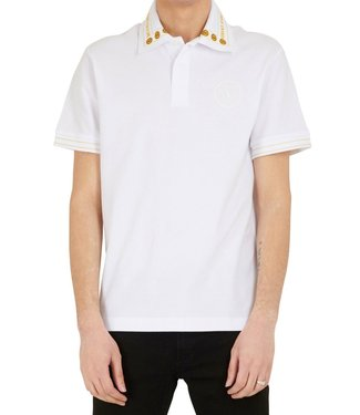 Versace Jeans couture Versace Jeans : Polo White