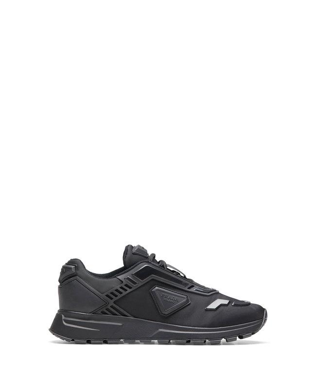 Prada Prada : PRAX 01 nylon sneakers-Black