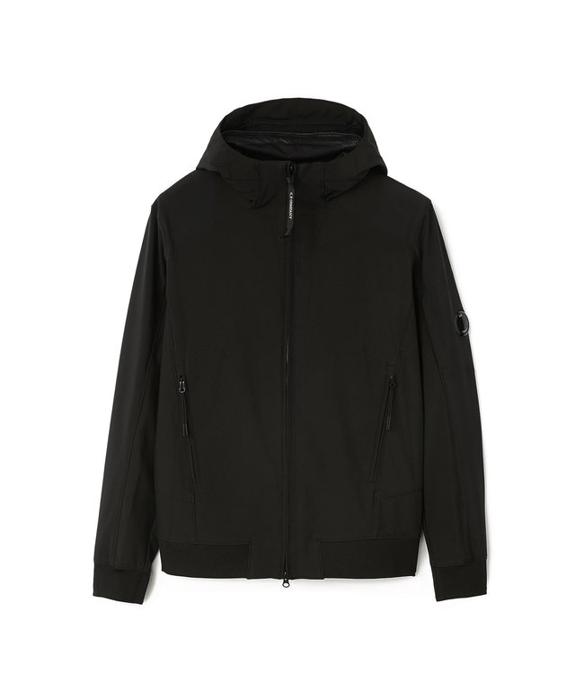 C.P Company Shell-R Medium Jacket-Black