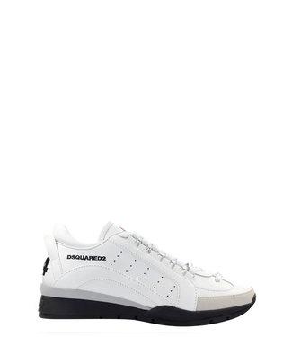 Dsquared2 Dsquared2 : Sneaker 551-White
