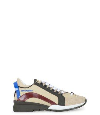 Dsquared2 Dsquared2 : Sneaker 551-Beige