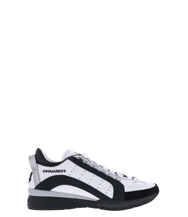 Dsquared2 Dsquared2 : Sneaker 551-Black-white