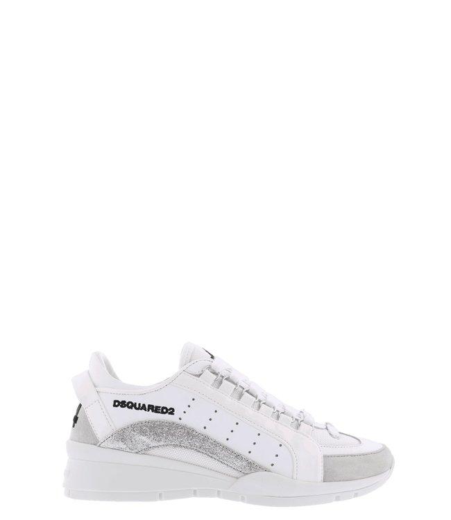 Dsquared2 Dsquared2 : Sneaker wmn 551-White/silver