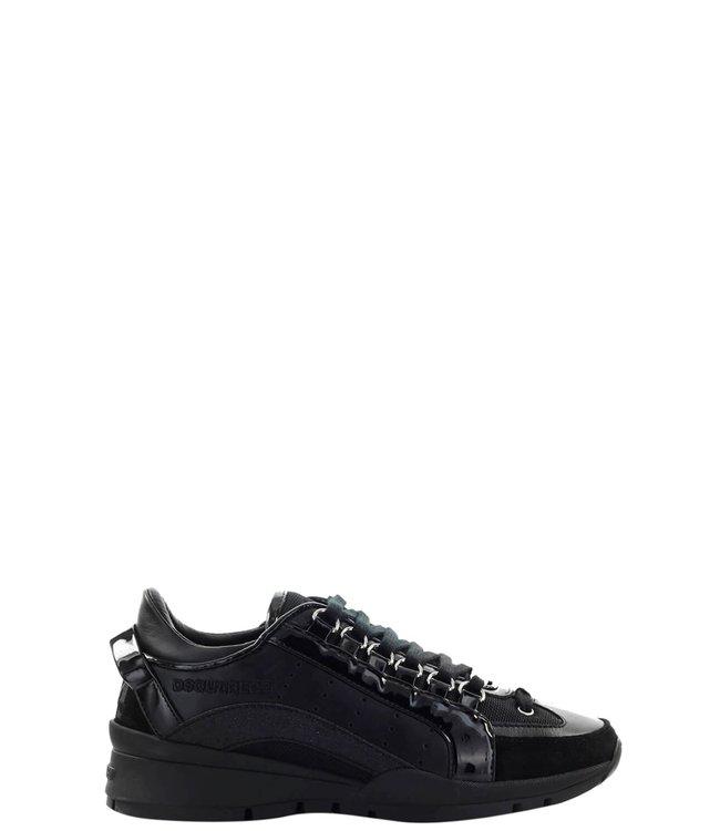 Dsquared2 Dsquared2 : Sneaker wmn 551-Black
