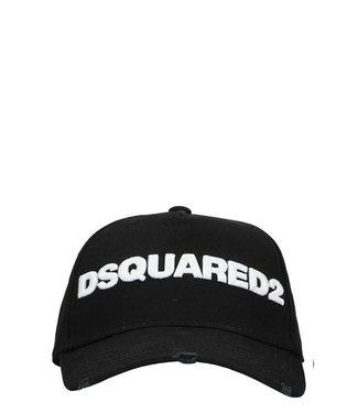 Dsquared2 Dsquared2 : Cap Logo-Black