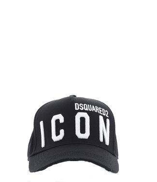 Dsquared2 Dsquared2 : Cap Icon-Black