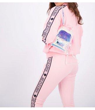 Reinders REINDERS : Mini back pack-Blaby pink