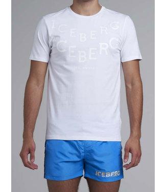 ICEBERG ICEBERG : T-shirt-ICE1MPL01-White