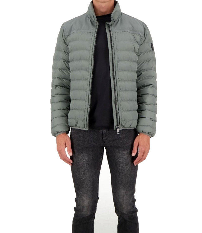 Airforce Airforce : Padded Jacket-Gun metal
