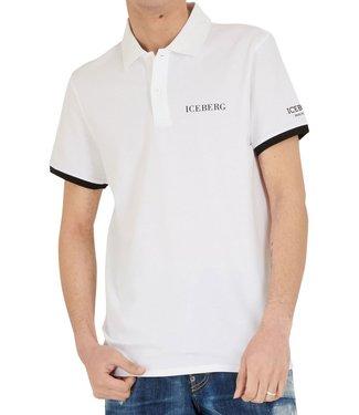 ICEBERG ICEBERG : Polo-ICE1MPL01-White