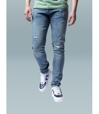 Xplicit Xplicit : Jeans Destroyed sandwash-Xpl n