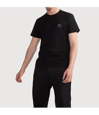 La Martina La Martina : T-shirt logo-Black