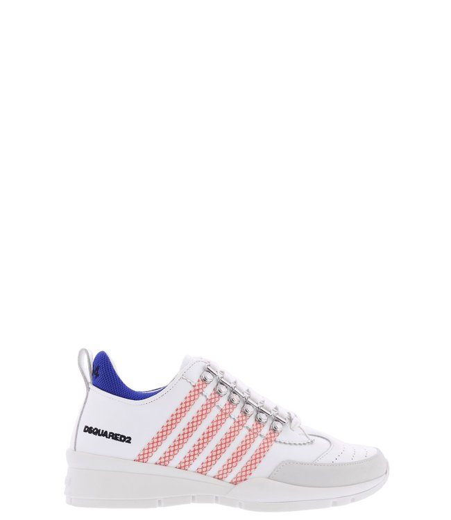 Dsquared2 Dsquared2 : Sneaker wmn 251-White red