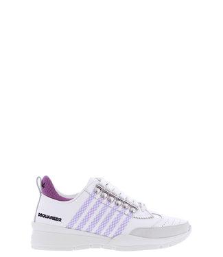 Dsquared2 Dsquared2 : Sneaker wmn 251-White lila