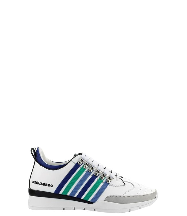Dsquared2 Dsquared2 : Sneaker 251-White green
