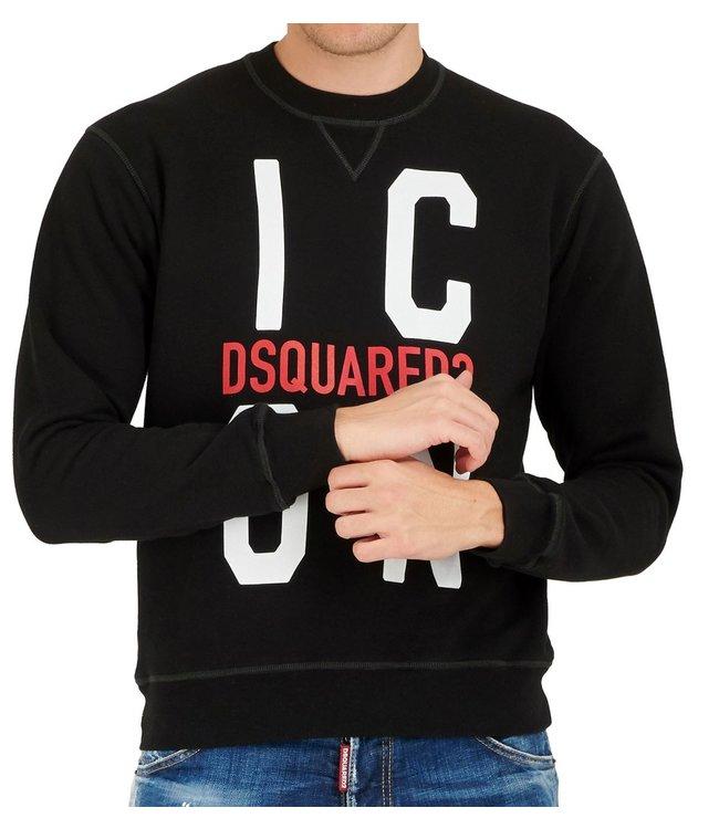Dsquared2 Dsquared2 : Sweater new Icon Black