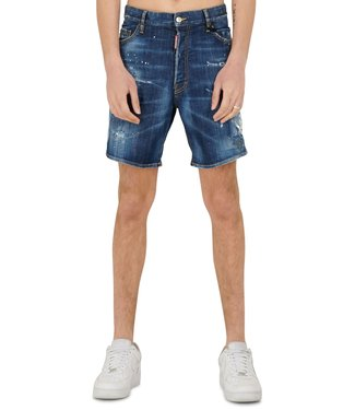 Dsquared2 Dsquared2 : Denim short-Blue