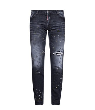 Dsquared2 Dsquared2 : Jeans slim-Black