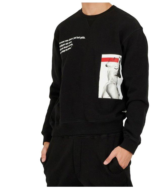 Dsquared2 Dsquared2 : Sweater Ibra icon-Black