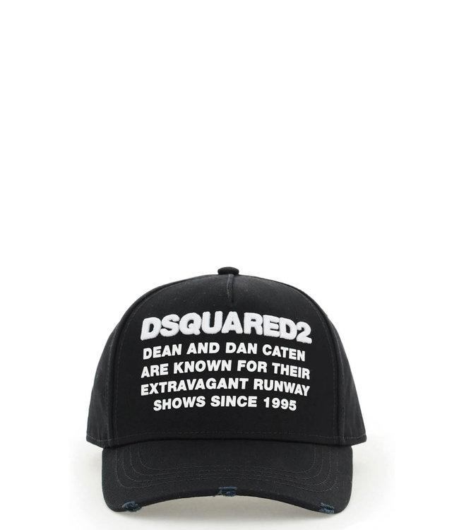 Dsquared2 Dsquared2 : Cap Dsquared2-Black