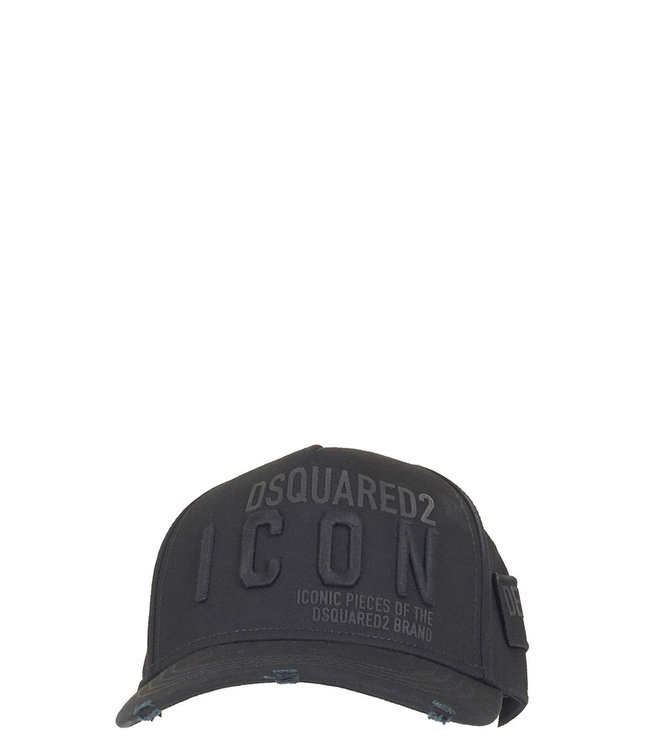 Dsquared2 Dsquared2 : Cap Icon-Black black