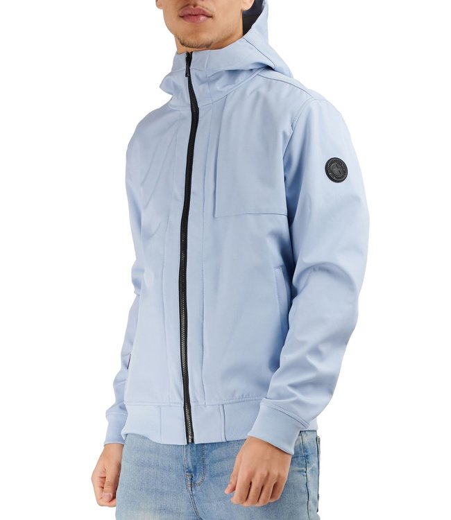 Airforce Airforce : Soft shell Jacket Skyway blu