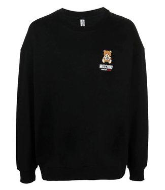 Moschino Moschino : Sweater Under bear-Black