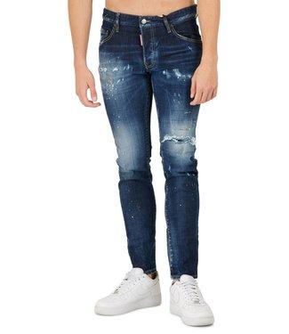 Dsquared2 Dsquared2 : Jeans Skater-Blue