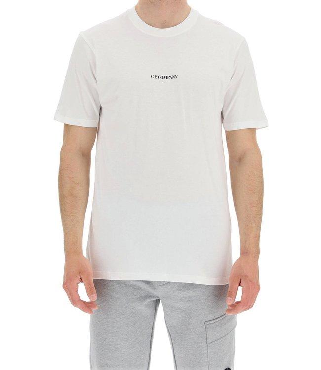 C.P Company T-shirt Classic logo-White