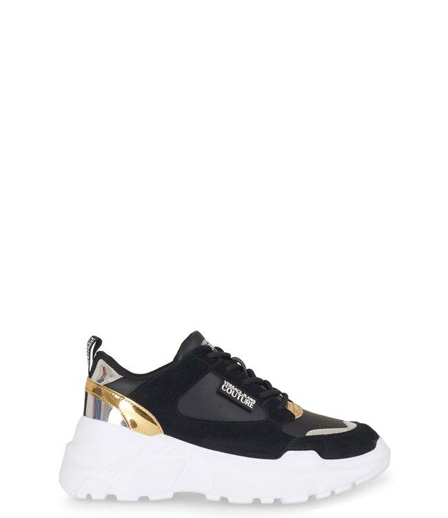 Versace Jeans couture Mirror wmn sneaker-Black