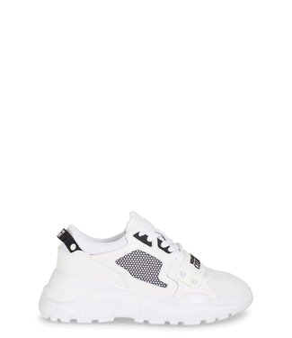 Versace Jeans couture Men sneaker-White
