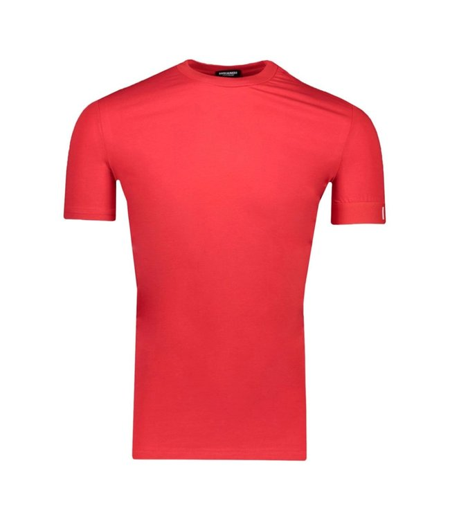 Dsquared2 Icon arm logo-Red