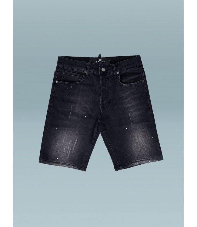 Xplicit Clean Shorts-Black