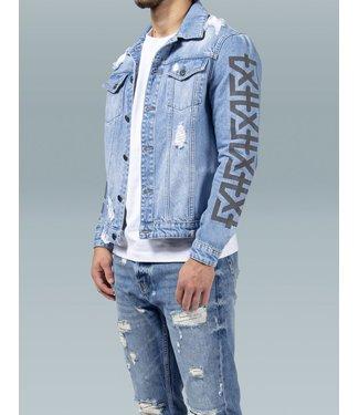 Xplicit Xplicit : Link denim jacket