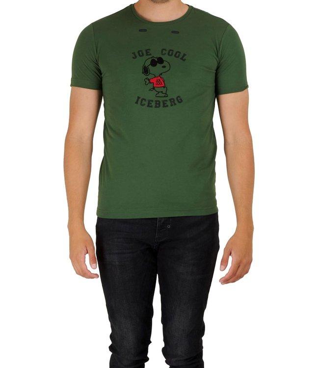 ICEBERG T-shirt Joe Cool-Military