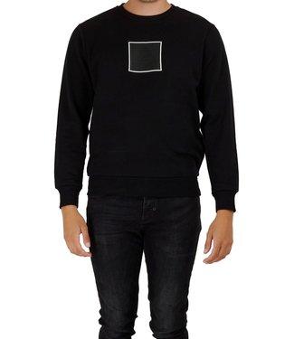 ICEBERG Iceberg : Sweater-Black-E010