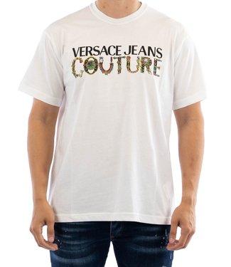 Versace Jeans couture T-shirt Bijoux Logo-White
